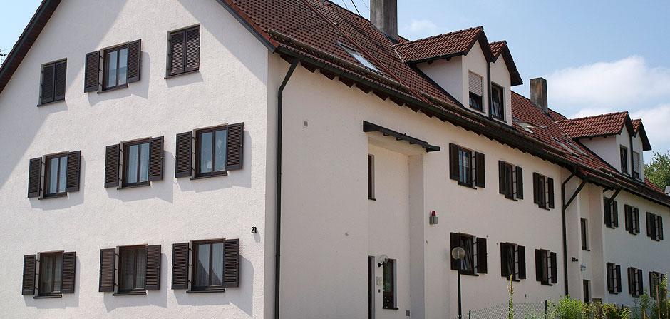 fassadengestaltung im raum augsburg m nchen und ulm. Black Bedroom Furniture Sets. Home Design Ideas